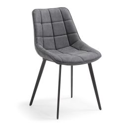 Chaise ZAGATO cuir synthétique
