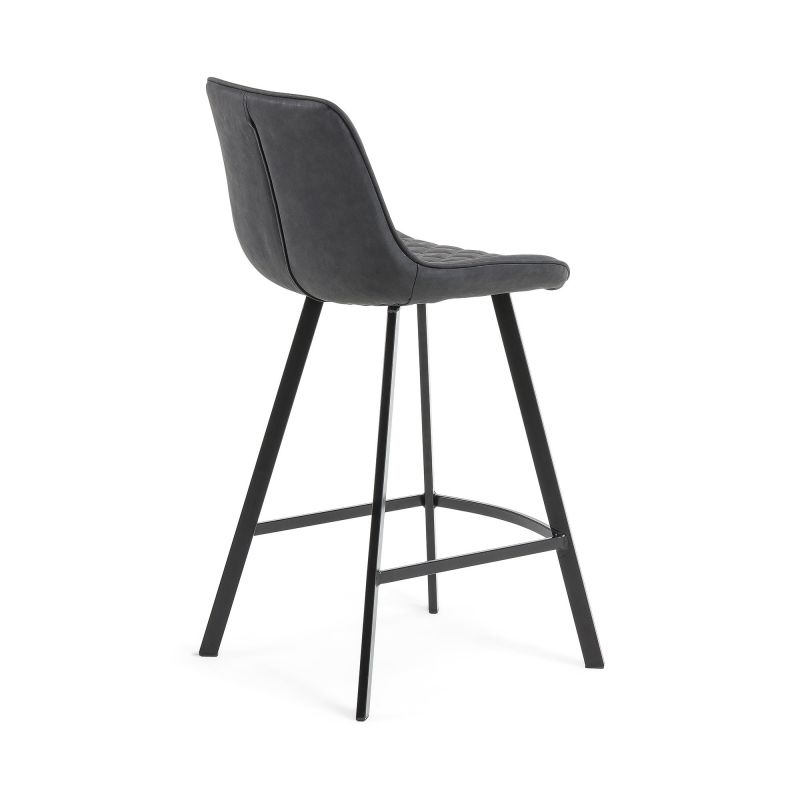 tabouret hauteur plan de travail kim assise 65 cm. Black Bedroom Furniture Sets. Home Design Ideas
