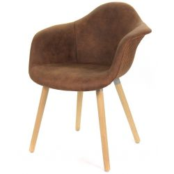 Fauteuil COUTURE Scandinave