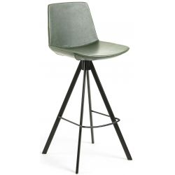 Tabouret bar CLARK cuir synthetique