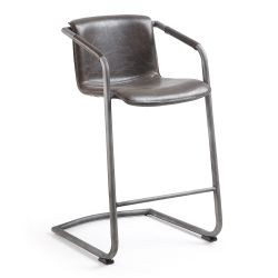 Tabouret bar TRION hauteur assise 65 cm