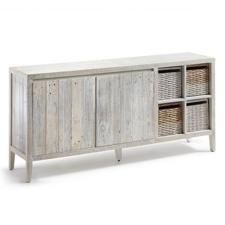 Buffet bas WOODY largeur 176 cm