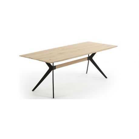 Table repas HANSEN chêne massif