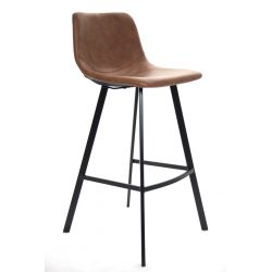Tabouret de Bar CORSA hauteur d'assise 75 cm