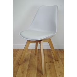 Chaise scandinave ALVIN