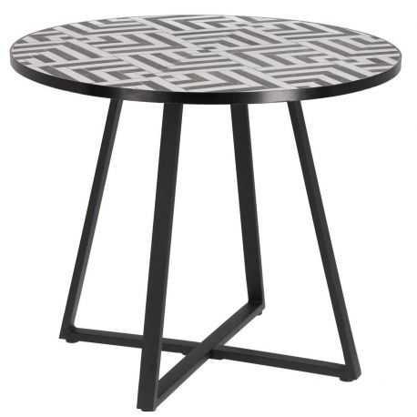 Table Satella de diamètre 90 cm